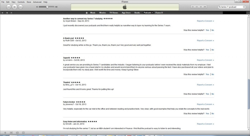 Itunes Reviews 4
