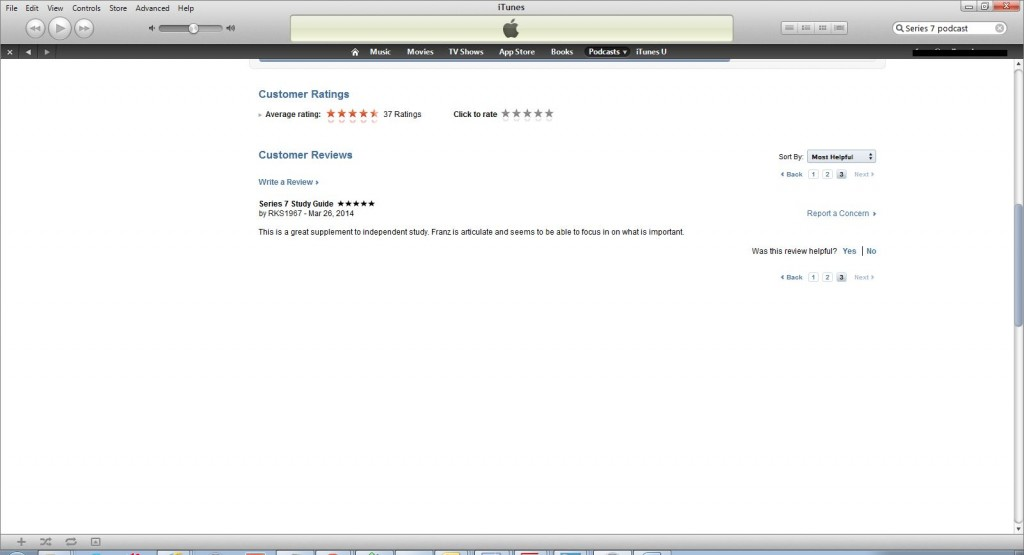 Itunes Reviews 5